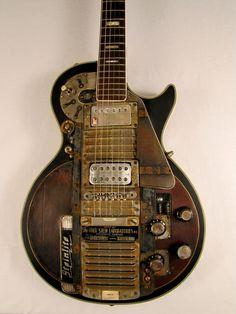 Steinlite electric guitar - Tony Cochran Custom Electric Guitars