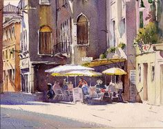 venice cafe - Andy Shore