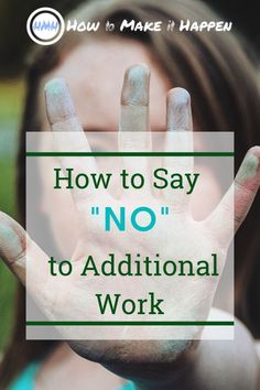 "If you are like me, you are by nature not the type of person that says ""no"" easily. Of course, saying ""no"" to additional work… How To Better Yourself, Work On Yourself, Self Development, Personal Development, Attitude Of Gratitude, Book Suggestions, Feeling Happy, Self Confidence, Inner Peace"