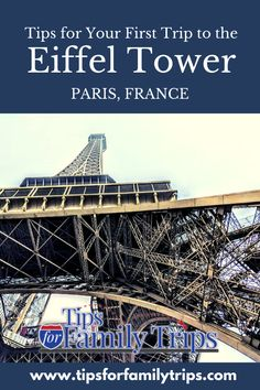 Eiffel Tower Pinterest Image
