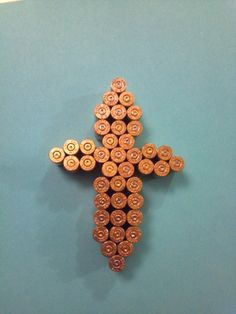 9mm gun casings