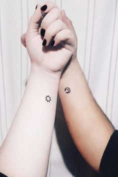 37 Tiny Tattoos For Big-Time Besties who are basically life long sisters!