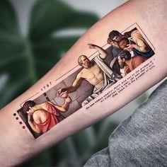 Destaques da tatuagem em 2020 e tendências para 2021 - Blog Tattoo2me Dope Tattoos, Forearm Tattoos, Body Art Tattoos, Small Tattoos, Tattoos For Guys, Sleeve Tattoos, Tatoos, Elegant Tattoos, Beautiful Tattoos
