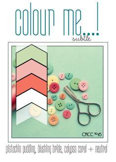 wee inklings: Colour Me Anniversary