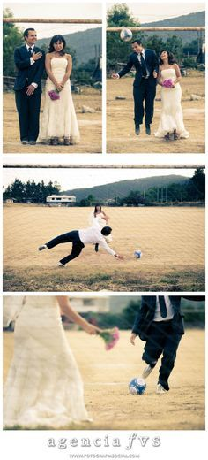 This is definitely a soccer-loving couple. Facebook: facebook.com/FloridaYouthSoccer Twitter: @FYSASoccer Website: www.fysa.com