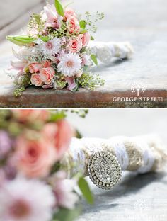 country wedding bouquet | Absolutely Gorgeous! www.georgestreetphoto.com #DREAMWEDDING