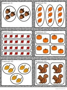 Fall Multiplication Centers - includes four centers perfect for beginning multiplication lessons. Arrays, Equal Groups, and Word Problems all included. Repeated Addition, Math Addition, Math Multiplication, Maths, Teaching Math, Teaching Resources, Math Division, Common Core Curriculum, Second Grade Math
