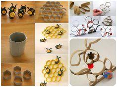 Rýchle, lacné, kreatívne... a máte to doma :) / Handmade.Dafi / SAShE.sk