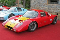 1970 Meta 20 Prototype - Chico Landi