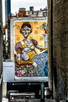 Pixel Pancho (2016) - W 22nd 10th Ave, Chelsea, New York City (USA)