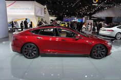 2015 Tesla Model S P85D Cars Wallpapers  #2015TeslaModelSP85D, #CarsWallpapers #Tesla - http://carwallspaper.com/2015-tesla-model-s-p85d-cars-wallpapers/