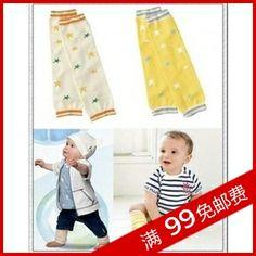 2013 cotton baby socks male female child baby kneepad ankle sock romper knee-high socks bb elbow set US $6.19