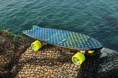 1   These Skateboards Are Made Out Of The Plastic Clogging Our Oceans   Co.Exist   ideas + impact
