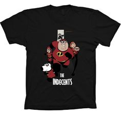 the indecents family guy funny t shirt from casualshirt by DaWanda.com