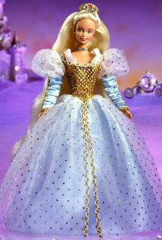 Barbie® Doll as Cinderella  Collector Edition  Release Date: 1/1/1997
