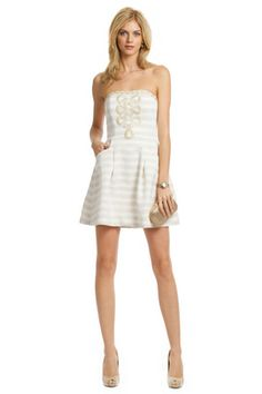 Lilly Pulitzer - Embroidered Blossom Dress