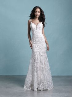 25591 - Jenny by Allure Bridal. Try this beauty on at Aurora Bridal in Melbourne, FL 321-254-3880