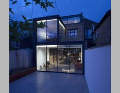Sewdley St by Giles Pike Architects