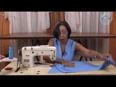 Prof Piedad Peña Transformación Confeccion Pantalón Mono 5 de 6 Sewing, Palazzo, Youtube, Sewing Pants, Clothing, Sewing Lessons, How To Sew, Pattern Cutting, Dressmaking