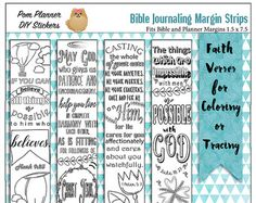 Bible Tabs For Journalling Inspired Von DigiScrapDelights