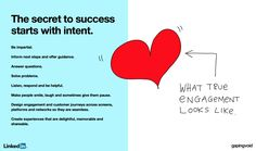 """""""The secret to success starts with intent"""""""