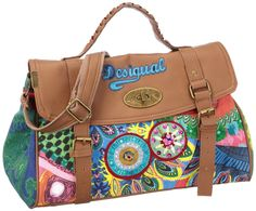 Desigual Bag Mandala 21x Women