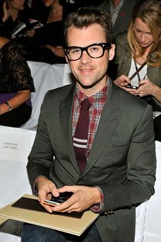Brad Goreski! It's a Brad, Brad World (on Bravo)