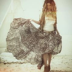 Cute skirt...id wearnit with a white or black wifebeater
