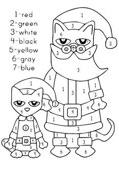 Pete the Cat Christmas Coloring Page Pete the Cat Christmas Coloring Page. Pete the Cat Christmas Coloring Page. Print Coloring Image Momjunction in cat coloring page print coloring image MomJunction
