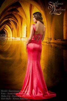 Evening dress Vikki from Svetlana Lyalina