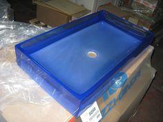 Regia Juke Box Light Glass Basin