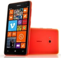 Nokia launches Lumia 625 smartphone with 4.7-in screen