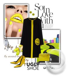 """""""Ugly (But Chic?!) Shoes"""" by dragonflylt ❤ liked on Polyvore featuring 1 ONE and A.L.C."""