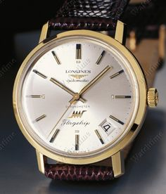 Longines Flagship Chronometer caliber 461   1967 fc13f21aad