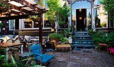 Kloof Street House Restaurant in Cape Town | Best Upmarket Restaurants, Top Bistros, and Fine Dining in Gardens, Capetown