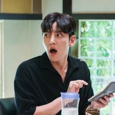 Ji Chang Wook, Dramas, Cha Eun Woo Astro, Actor Picture, Funny Video Memes, Kdrama Actors, Blackpink Fashion, Romantic Couples, Funny Faces