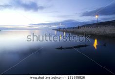 Audace wharf in Trieste by DawnPROductions, via ShutterStock  sold from $1