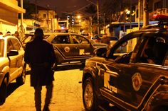 #Polícia: Três bandidos são mortos em troca de tiros com a Rota na zona leste de SP