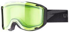 Uvex Snowstrike Translucent Frame/Alert Lens Goggles