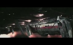 The Avengers: Age of Ultron (1:51:40) To the rescue, lifeboats to evacuate the city! What number is first and most visible on these unexpected, miraculous ships? #84 - that's double-good 42.  (3 of 4)