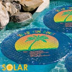 @Pamela Sinclair Solar Sun Rings™ Use FREE solar power to heat your pool! Buy 6 & Save!