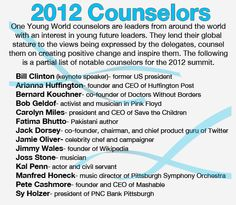 One Young World Counselors
