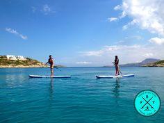 #mistralsup #sup #paddleboardyoga