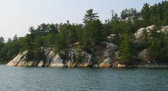 Kilarney Provincial Park, Georgian Bay, Ontario