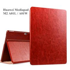 Fashion Flip Cover for Huawei MediaPad M2 10.0 M2-A01W M2-A01L Luxury PU Leather Case Tablet Stand Cover for Huawei M2 10.1 Inch