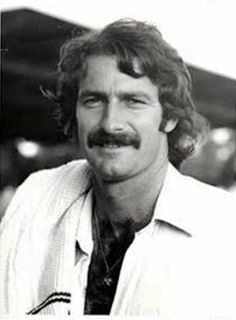 "254-Dennis Keith Lillee played 71 Tests from 1971 to 1984. He also played World Series cricket. He was rated as the ""outstanding fast bowler of his generation"". In his early career he was an extremely quick bowler but stress fractures in his back almost ended his career. By the time of his retirement he had become the then world record holder for most Test wickets, 355 at 23.92. He was renowned for his bowling partnership with Jeff Thomson and wicket keeper relation with Rod Marsh."