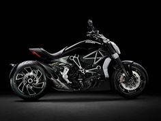 Nouveauté moto 2016 : Ducati XDiavel, la sophistiquée