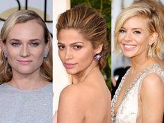 Golden Globes 2015: i beauty look al voto