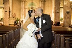 Shannon and Ralph said I Do at Saint Lucy's Church in Newark, NJ – Brian Delia Photography