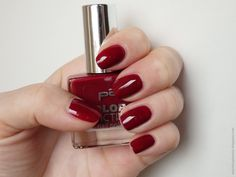 Review of P2 Color Victim nail polish (691 Can't Get Enough!)